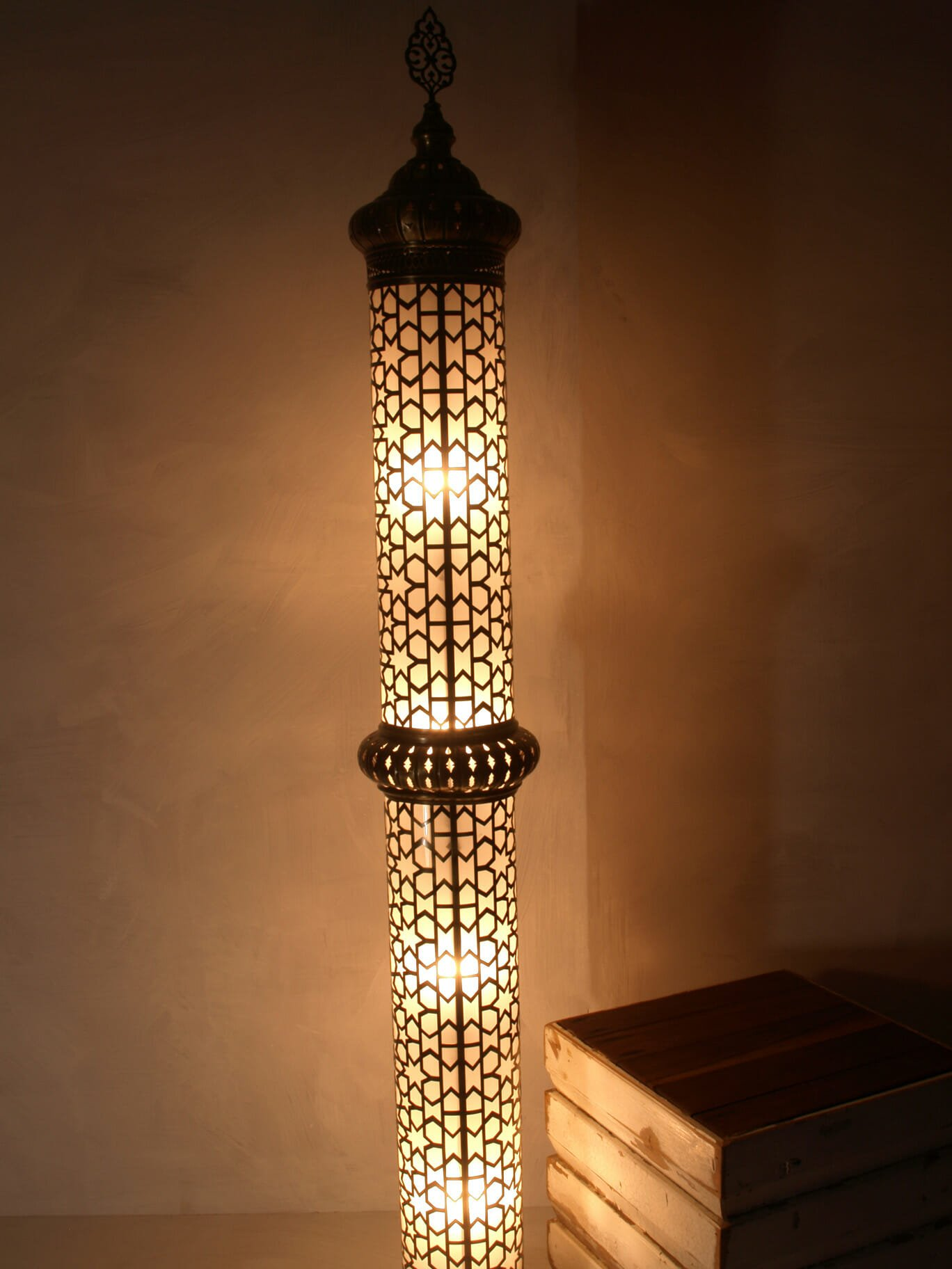 Middle Eastern Floor Lamp The Dancing Pixie