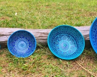 Two Tone bowls