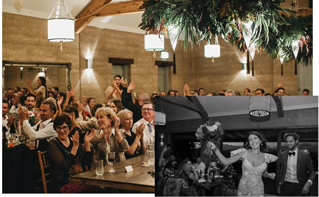 wedding hire lighting