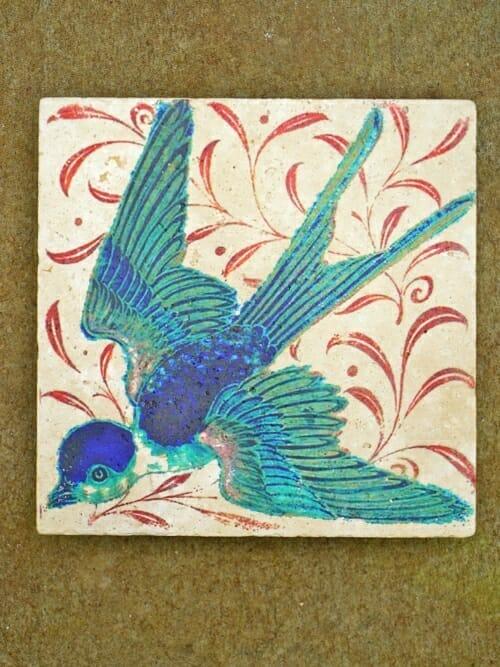 Natural Printed Travertine Wall Tile 20 x 20cm #27