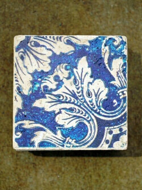 Vintage Travertine Printed Wall Tile #31