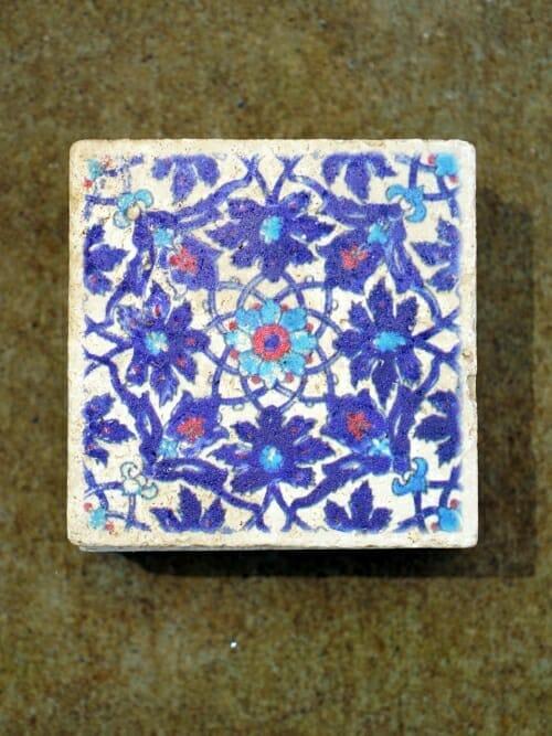 Vintage Travertine Printed Wall Tile #8