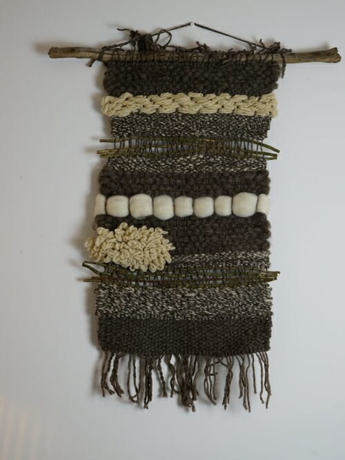Woollen Handmade Wall Hanging #10
