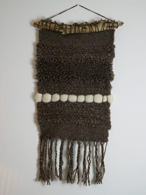 Woollen Handmade Wall Hanging #8