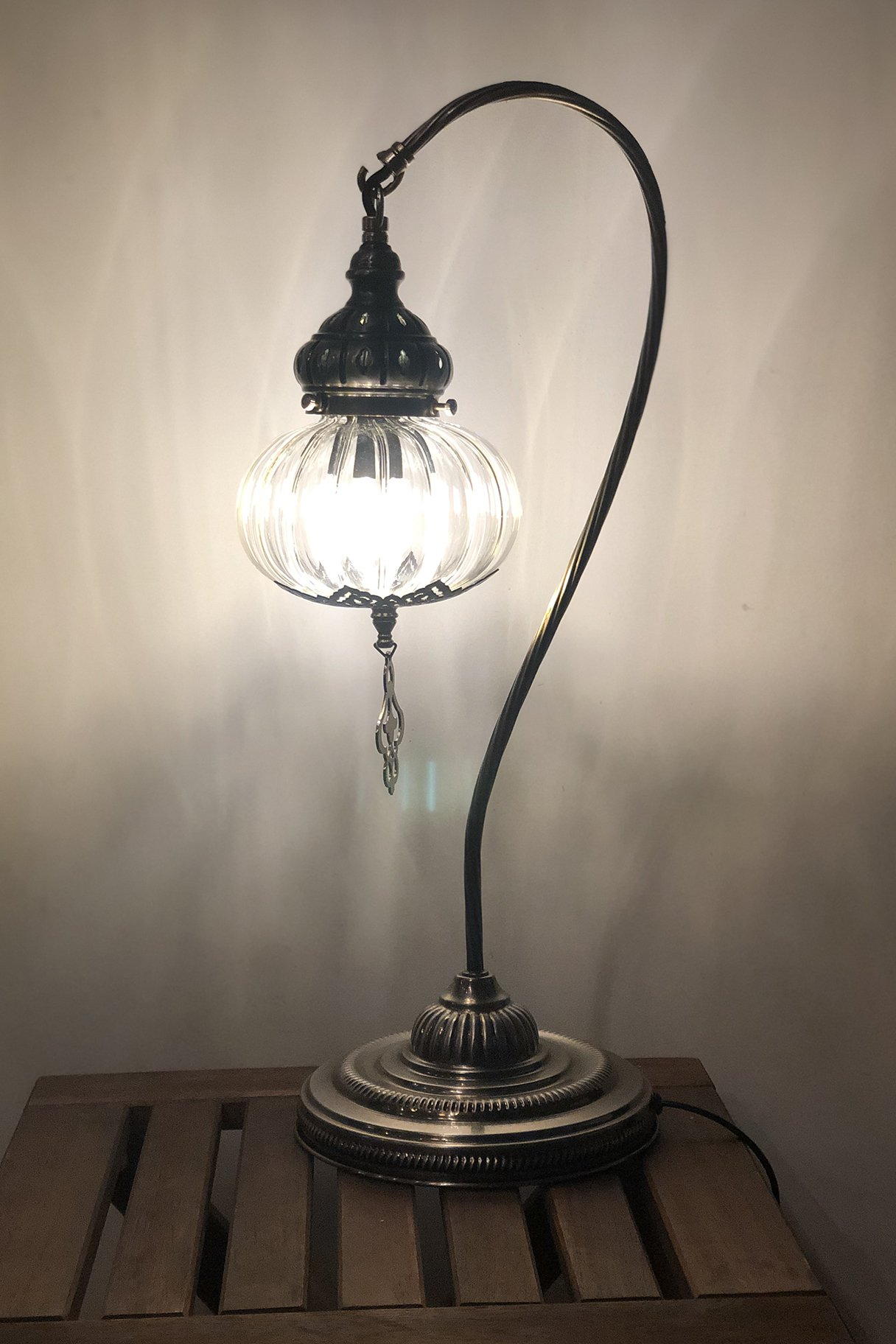 Picture of: The Daisy Table Lamp The Dancing Pixie