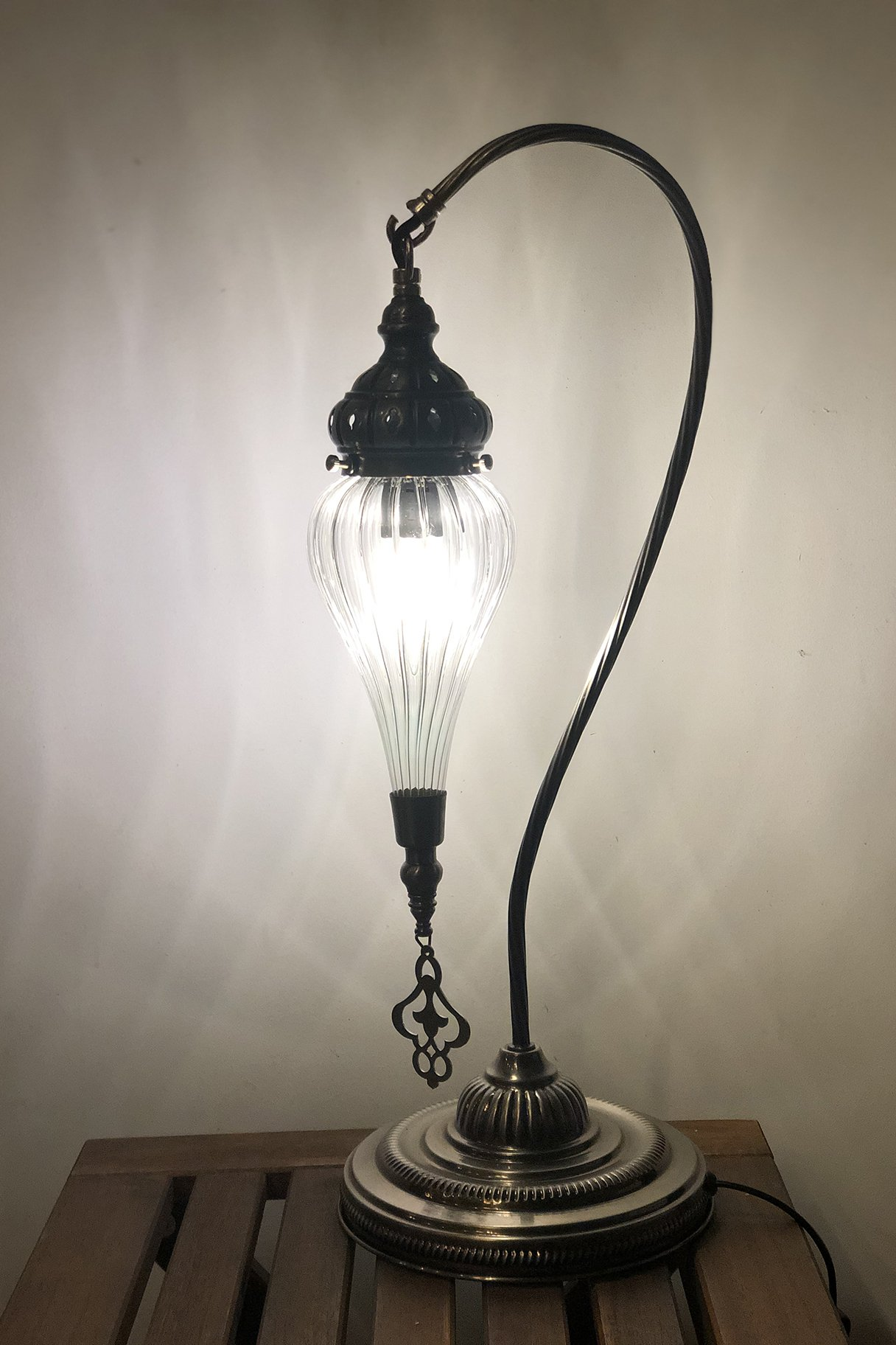 Picture of: The Florence Table Lamp The Dancing Pixie